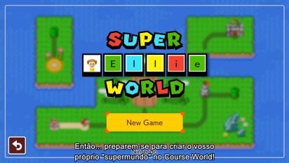 Super Mario Marker 2 - Trailer World Maker Legendado