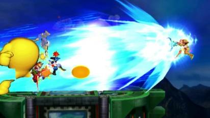 Super Smash Bros. for Nintendo 3DS Commercial
