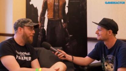 Wolfenstein II: The New Colossus - Entrevista Jens Matthies