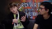 Sword Art Online: Fatal Bullet - Entrevista Yosuke Futami