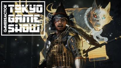 Nioh 2 - TGS Video Preview