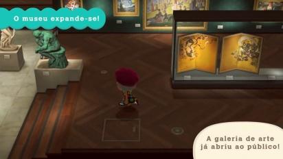 Animal Crossing: New Horizons - Atualização 23/04/20