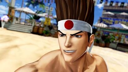 King of Fighters XV - Joe Higashi Character Trailer