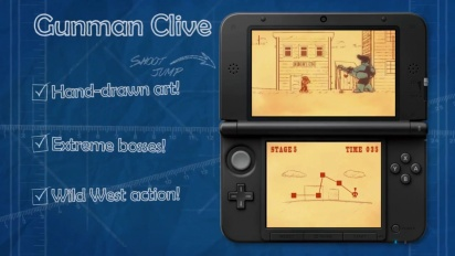 Nintendo 3DS - Indie Games in the eShop Trailer