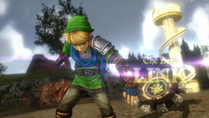 Hyrule Warriors  - Amiibo Trailer