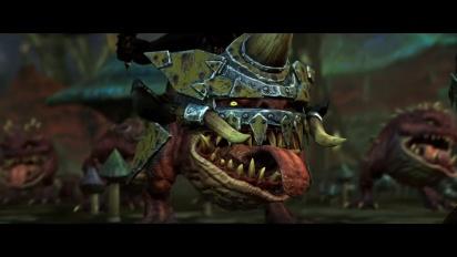 Total War: Warhammer - Introducing... Squigs Trailer