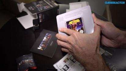 Metroid: Samus Returns - Legacy Edition - Unboxing