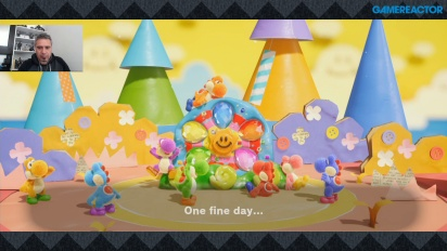 Livestream Replay - Yoshi's Crafted World