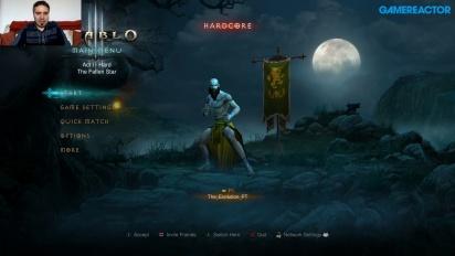 Uma Hora com Diablo III: Ultimate Evil Edition