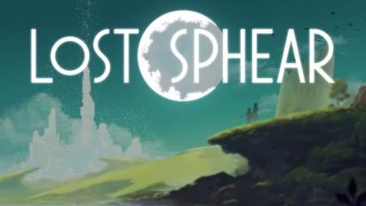Lost Sphear - Announcement Trailer