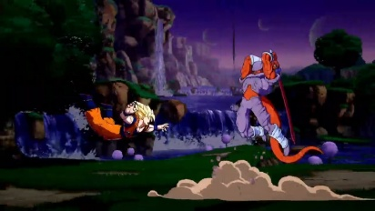 Dragon Ball FighterZ - Janemba Announcement Trailer