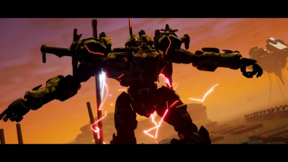 Daemon X Machina - Launch Trailer