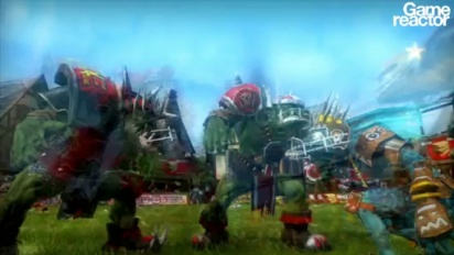 Blood Bowl - Special Report Trailer