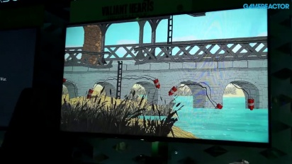 E3 2014: Valiant Hearts: The Great War - Gameplay