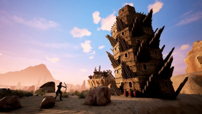 Conan Exiles - Building In The World Of Conan