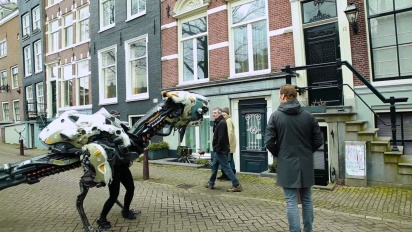 Horizon Zero Dawn - Watcher Amsterdam Tour