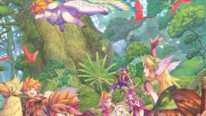 Secret of Mana Collection - Announcement Trailer