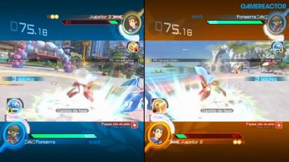 Pokkén Tournament DX - Vídeo multijogador #2
