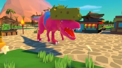 Parkasaurus - Date Announcement Trailer