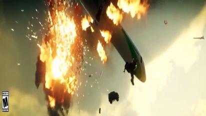 Just Cause 4 - Panoramic Trailer