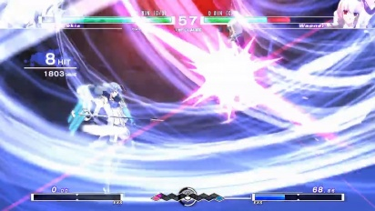 Under Night In-Birth Exe:Late[cl-r] - Japanese Reveal EVO 2019 Trailer