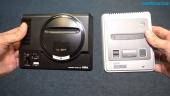 Mega Drive Mini VS SNES Mini - Comparação de Hardware