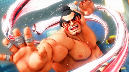 Street Fighter V: Arcade Edition – E. Honda Gameplay Trailer