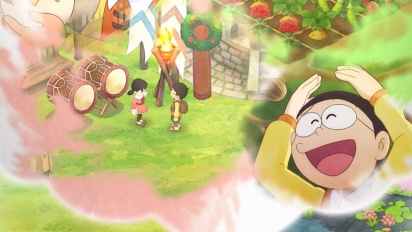 Doraemon Story of Seasons - Anúncio PS4