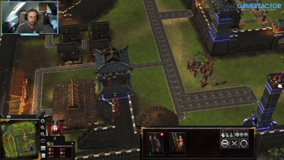 Stronghold - Warlords - Livestream Replay