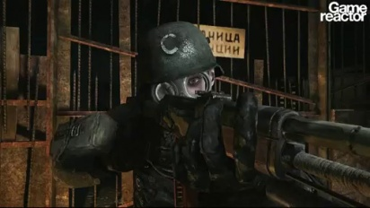 Metro 2033 - Kill or be Killed