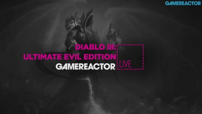 GRTV Repetição: Diablo III: Ultimate Evil Edition 05.01.2016