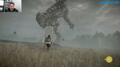 Livestream Replay - Shadow of the Colossus PS4
