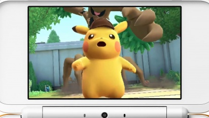Detective Pikachu - Launch Trailer