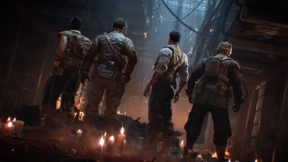 Call of Duty: Black Ops 4 -Zombies Blood of the Dead Teaser Trailer