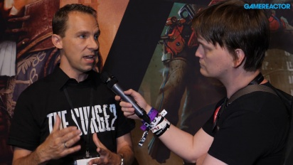 The Surge 2 - Jan Klose Interview