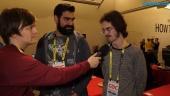 Soup Raiders - Elias Farhan and Alexis Simonetta interview
