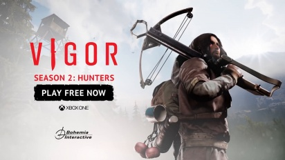 Vigor - Season 2: Hunters Trailer