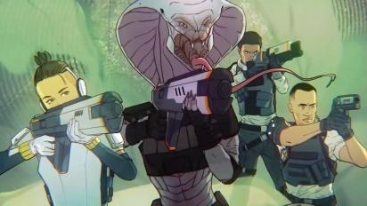 XCOM: Chimera Squad - Agent Profiles: Torque