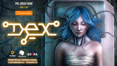 Dex - Nintendo Switch Announcement
