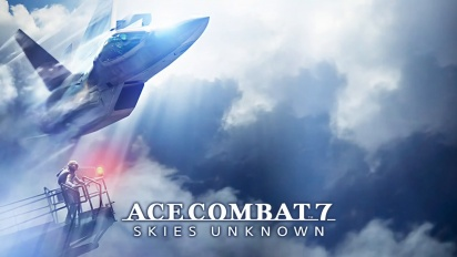 ACE COMBAT 7: 25th Anniversary DLC - Original Aircraft Series