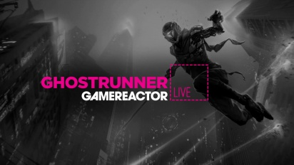 Ghostrunner - Livestream Replay