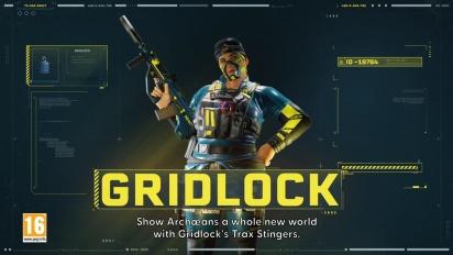 Rainbow Six: Extraction - Operator Showcase: Gridlock