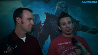 Diablo III: Rise of the Necromancer - Entrevista Rob Foote e Matthew Berger