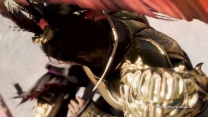 Dynasty Warriors 9 - Action trailer