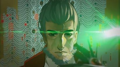 Transistor - Nintendo Switch Announcement Trailer