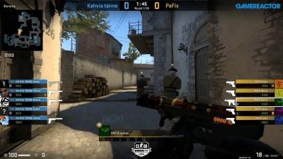 OMEN by HP Liga - Div 8 Round 2 - Kahvia Tänne vs PaFix - Inferno