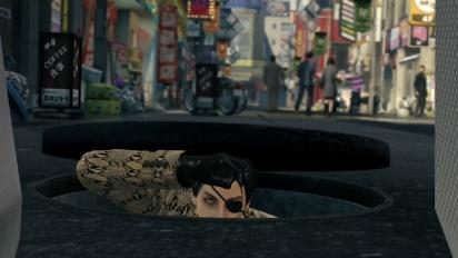 Yakuza - Xbox Game Pass Announcement
