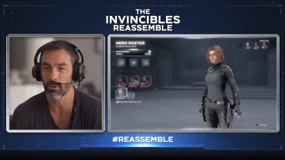 Marvel's Avengers - Invincibles Reassemble Trailer