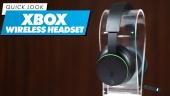 Xbox Wireless Headset - Quick Look