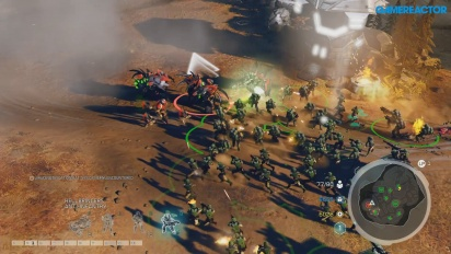 Halo Wars 2 - Campaign Gameplay